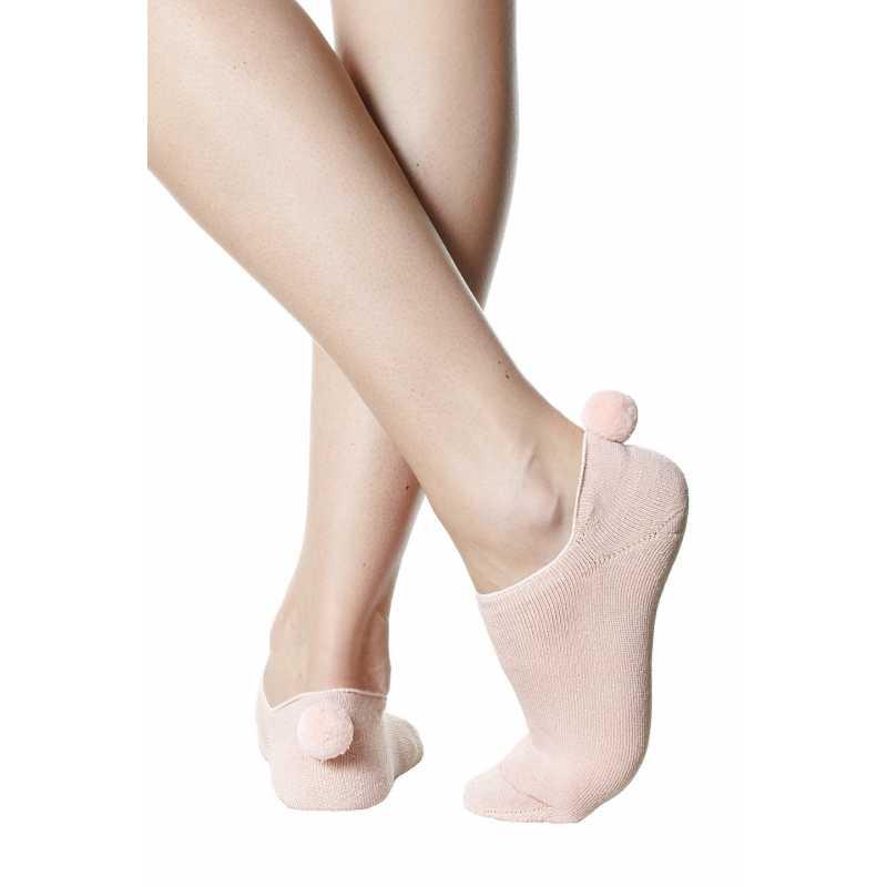 Топли дамски чорапи за вкъщи 2 чифта в опаковка