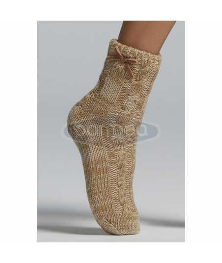 Дебели пухкави чорапи