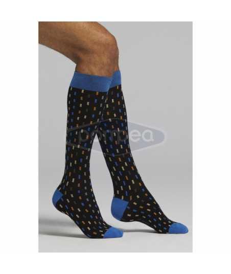 3/4 цветни мъжки чорапи