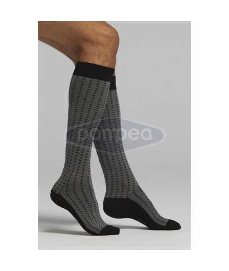 3/4 мъжки чорапи на геометрични фигури