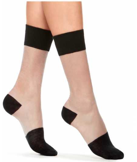 Дамски прозрачни чорапи